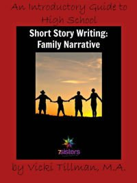 Introductory Story Writing: Family Narrative 7SistersHomeschool.com