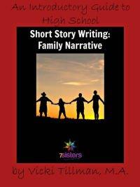 Introductory Story Writing: Family Narrative 7SistersHomeschool.com