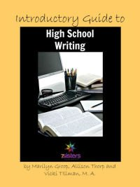 Introductory Writing BUNDLE 7SistersHomeschool.com
