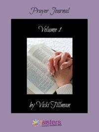 Prayer Journal 1 from 7SistersHomeschool.com