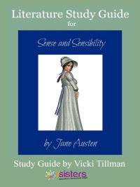 Sense and Sensibility Literature Study Guide 7SistersHomeschool.com