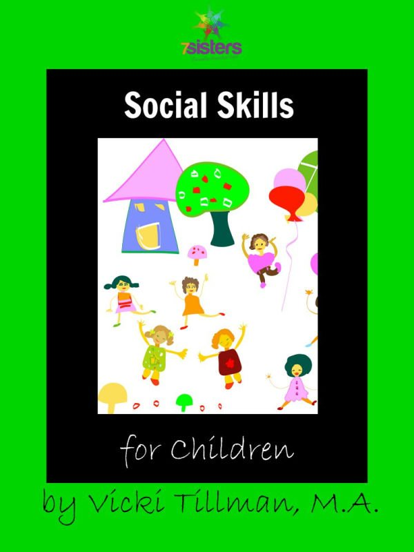 Social Skills for Children from 7SistersHomeschool.com