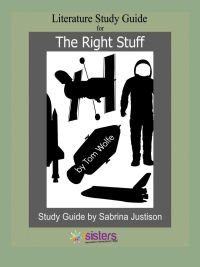 The Right Stuff Literature Study Guide from 7SistersHomeschool.com