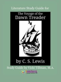 Voyage of Dawn Treader Literature Study Guide 7SistersHomeschool.com