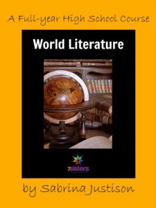 World Literature BUNDLE 7SistersHomeschool.com
