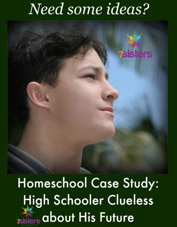 Homeschool Case Study: Career Choice Help 7SistersHomeschool.com