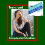 Homeschool Highschool Podcast Episode 36: Teens and Complicated Christmas