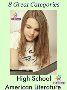 8 Great Types of High School American Literature 7SistersHomeschool.com