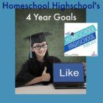 Homeschool Highschool Podcast Ep11 Goal Setting