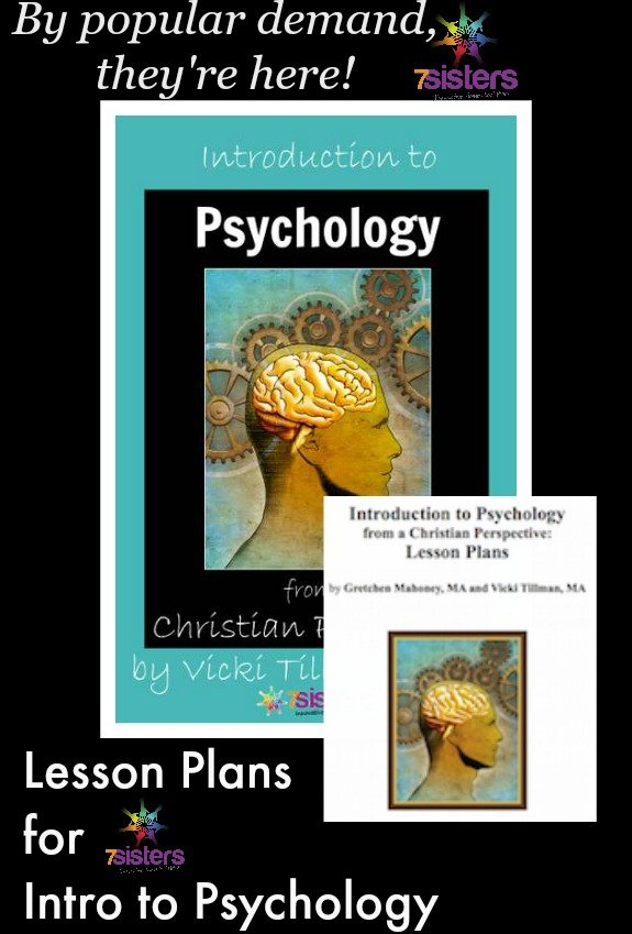 http://7sistershomeschool.com/products-page/high-school-electives/lesson-plans-introduction-psychology-christian-perspective/