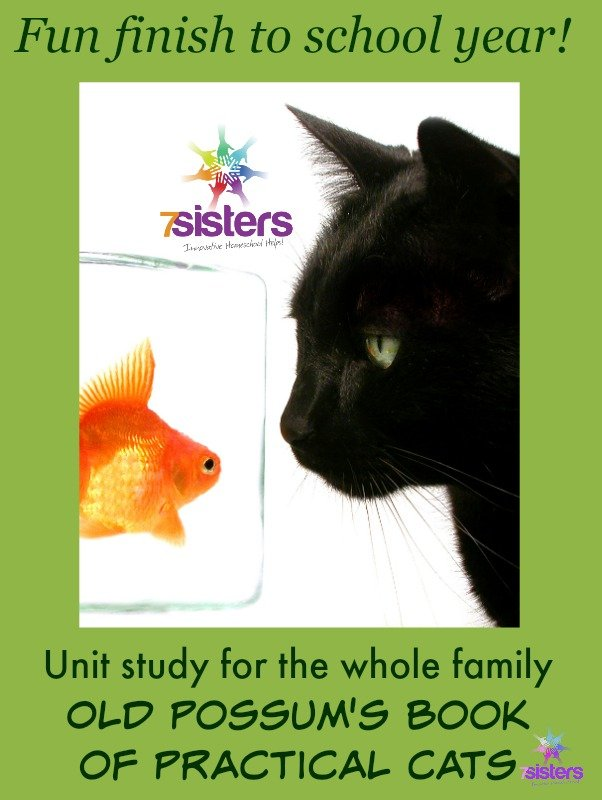 Catty Unit Study 7SistersHomeschool.com