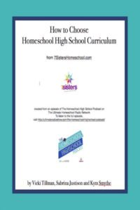 http://7sistershomeschool.com/products-page/freebies/choose-homeschool-high-school-curriculum/