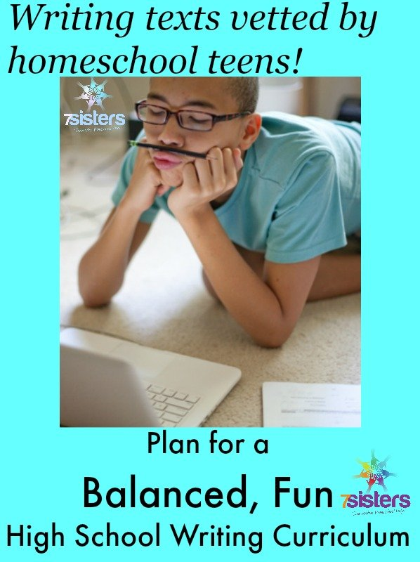 Plan for a Balanced, Fun High School Writing Curriculum