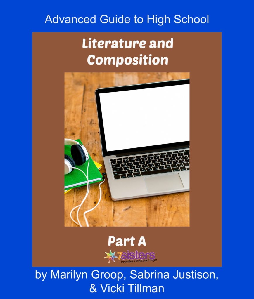 High School Literature & Composition 3A: Advanced Guide to Literature & Composition Part A