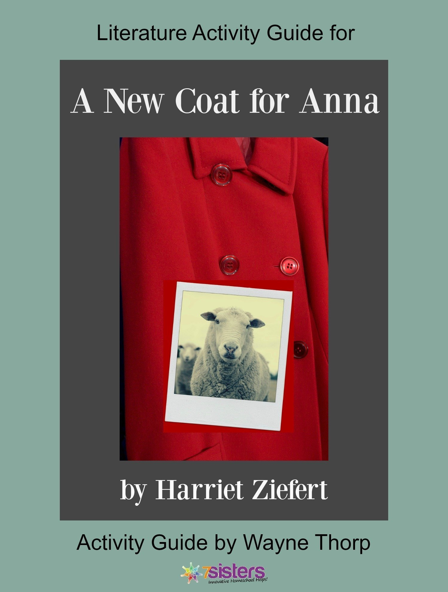 A New Coat for Anna Elementary Literature Activity Guide