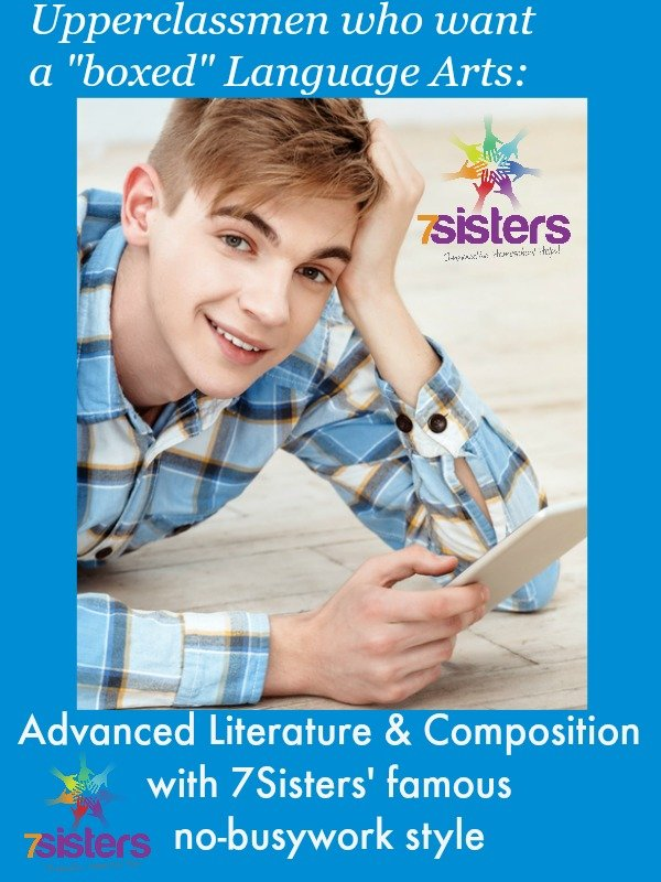 Upperclassmen Advanced Literature & Composition Part A