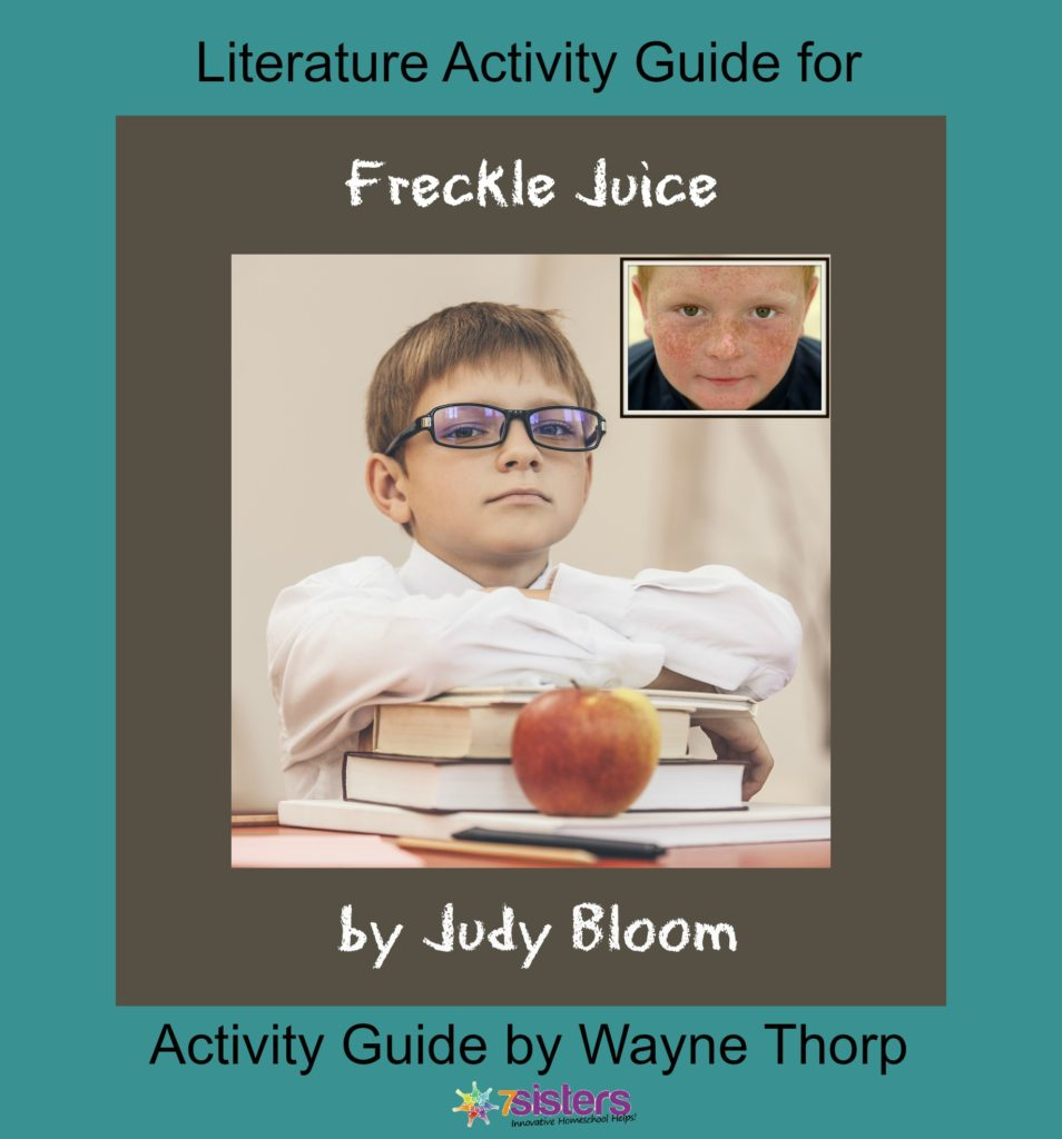Activity Guide: Literature Activity Guide for Freckle Juice