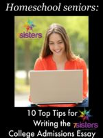 10 Top Tips for Writing the College Admissions Essay