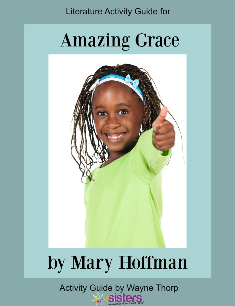 Activity Guide: Literature Activity Guide for Amazing Grace