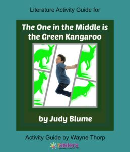 The One in the Middle is a Green Kangaroo Elementary Literature Activity Guide