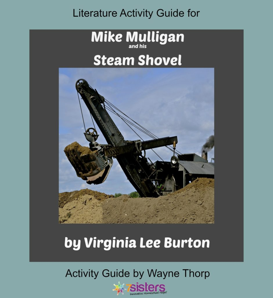 Activity Guide: Literature Activity Guide for Mike Mulligan and His Steam Shovel