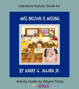 Literature Activity Guide for Miss Nelson is Missing