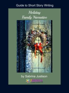 Holiday Family Narrative 7SistersHomeschool.com
