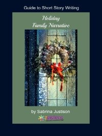 Holiday Family Narrative Writing Guide 7SistersHomeschool.com