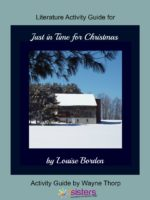 Activity Guide: Just in Time for Christmas Literature Activity Guide