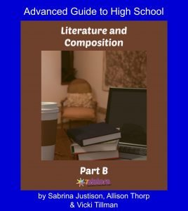 Advanced Literature & Composition: Part B 7SistersHomeschool.com