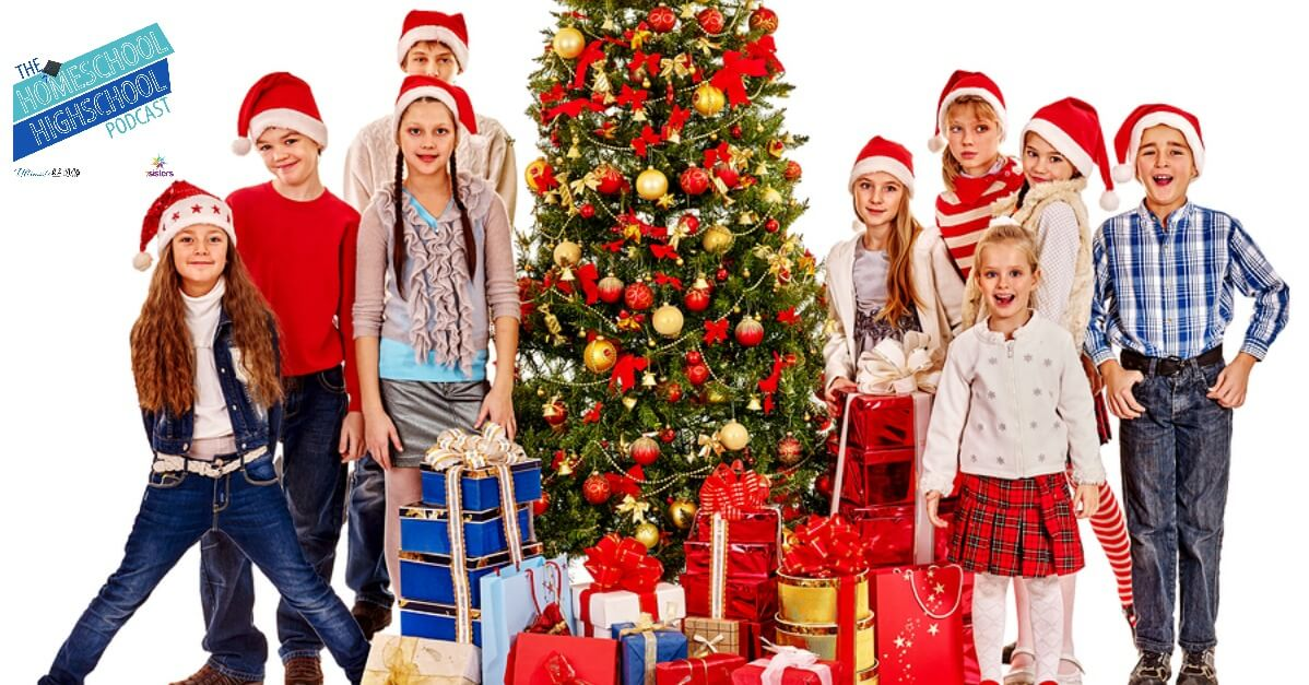 HSHSP Ep 38 Holiday Social Skills for Teens. Empower teens to be ladies and gentlemen (and feel more self-confident).