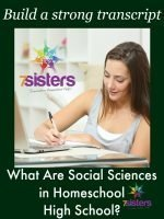 What Are Social Sciences in Homeschool High School?