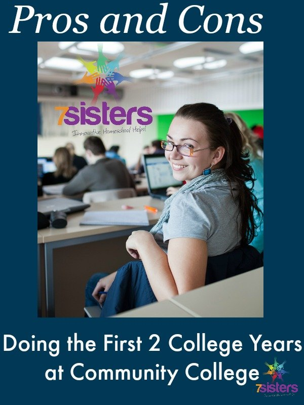 Pros and Cons of Doing the First 2 Years at Community College