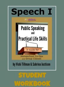 Speech I – Student Workbook