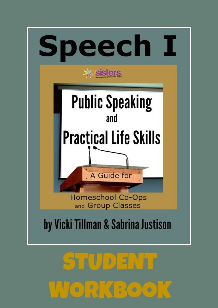 Speech I – Student Workbook