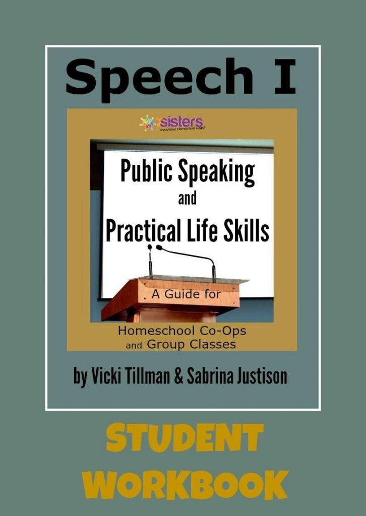 Speech I Student Workbook
