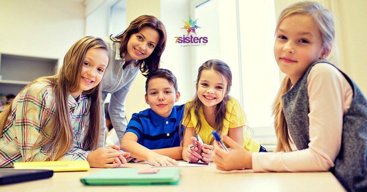 Top 10 Tips for Homeschooling Middle School 7SistersHomeschool.com