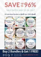 Build Your Bundle 2017 – The ONLY Collaborative Sale We Participate In!