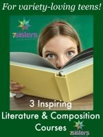 3 Inspiring Literature & Composition Courses for Variety-Loving Teens