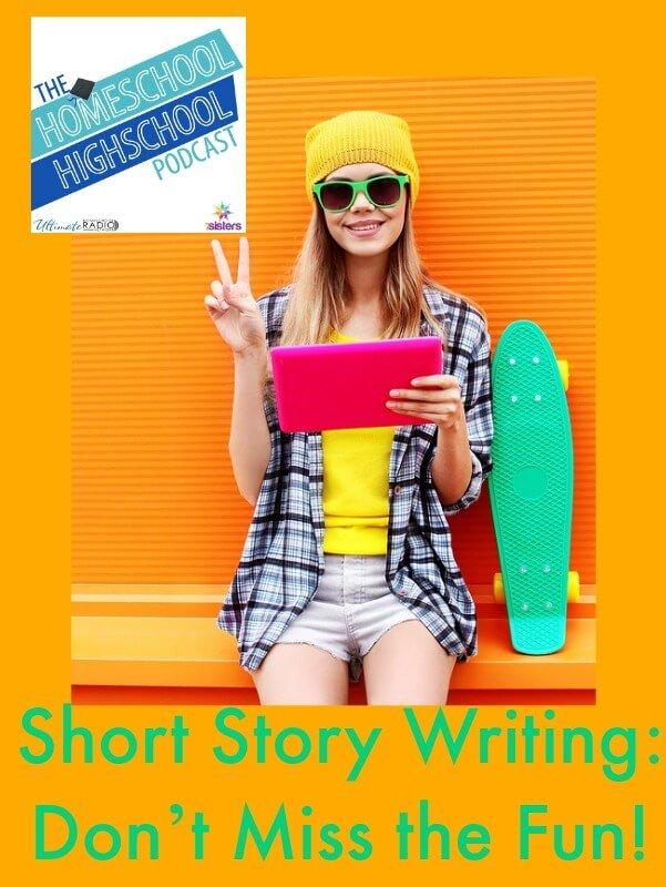 HSHSP Ep 62: Short Story Writing= FUN!