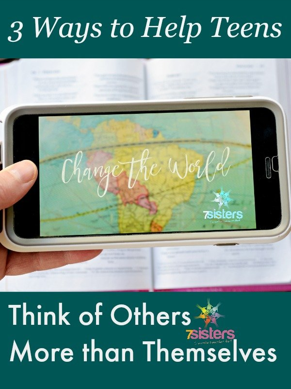 3 Ways to Help a Teen Think of Others More Than Selves