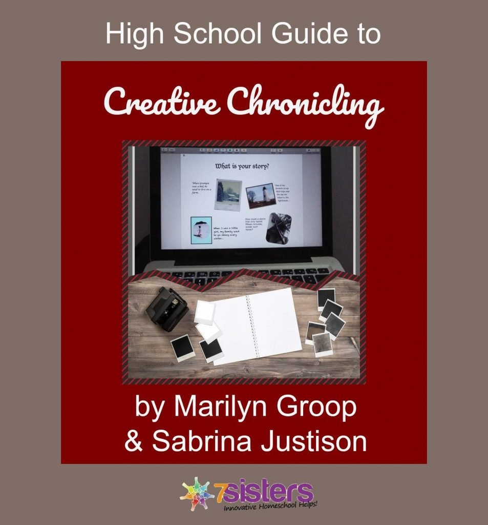 High School Guide to Creative Chronicling
