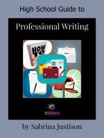 High School Guide to Professional Writing