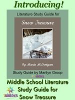 Introducing Middle School Literature Study Guide: Snow Treasure