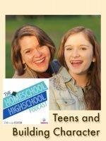 Homeschool Highschool Podcast Ep 81: Character-building skills and Communication Skills