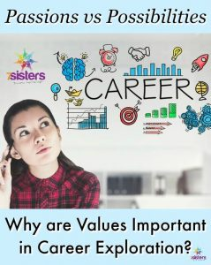What are Values and Why are They Important for Career Exploration?
