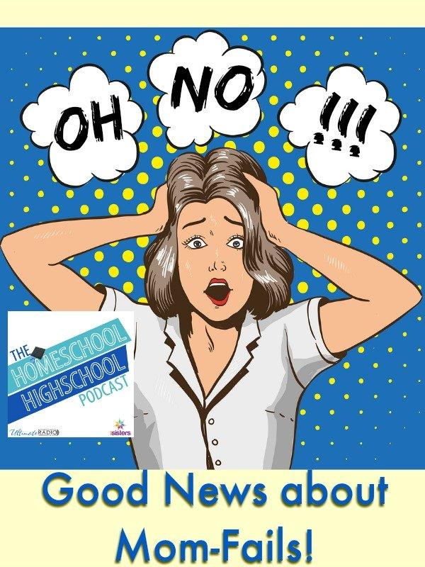 HSHSP Ep 91_ Good News about Mom-Fails