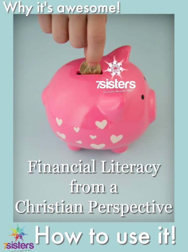 Interactive Financial Literacy Course: Why it is Awesome & How to Use it 7SistersHomeschool.com