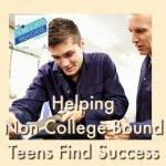 HSHSP Ep 108 Helping Non-College-Bound Teens Find Success