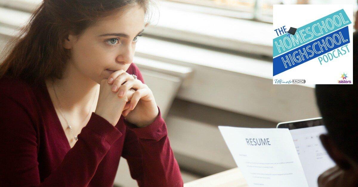 HSHSP Ep 113_ Job Hunting Skills for Homeschool Highschoolers